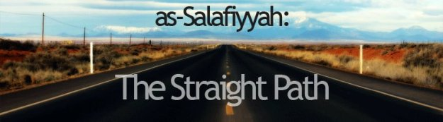 straight-path-as-salafiyyah