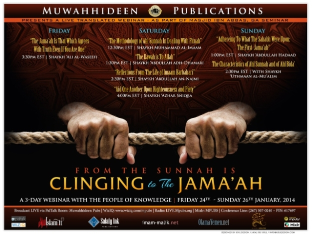 From the Sunnah is Clinging to the Jama'ah - mpubs